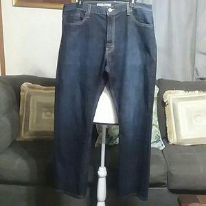 Mens Levis Jeans Size 40 X 30